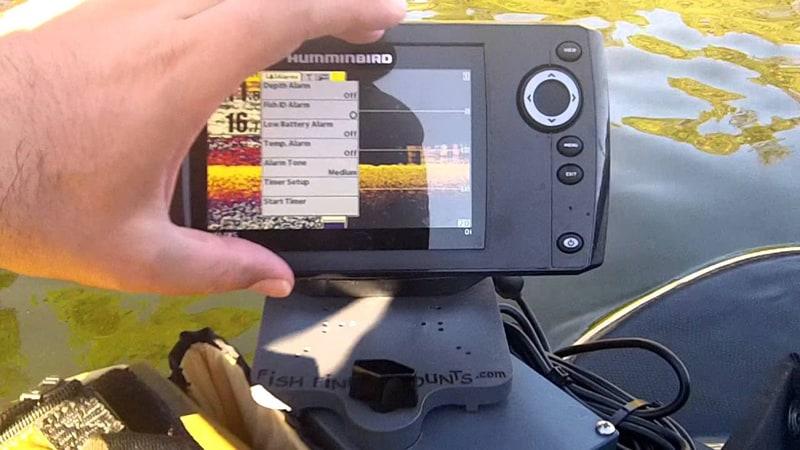 Best Down Imaging Fish Finder - Humminbird 410210-1 HELIX 5 CHIRP GPS G2 Fish finder