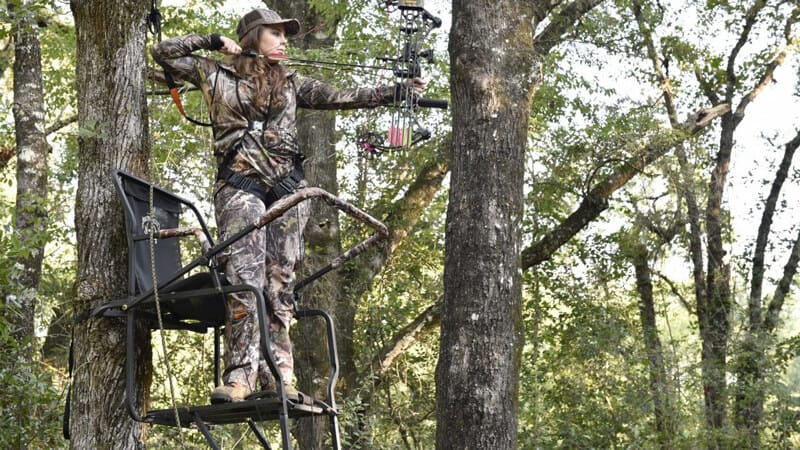 Best Height For a Tree Stand