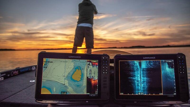 Side Imaging Vs Down Imaging Fish Finder